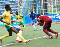 'Beautiful football in Nigerian league attracting fans'