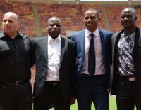Oliseh: We have hit the ground running
