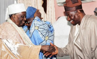 OBITUARY: Oba Okunade Sijuwade (1930-2015), the Ooni who loved Jonathan 'like a son'