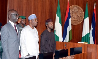 Osinbajo is not favouring Christians – his stewards are Muslims, says aide