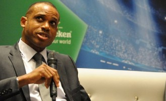 NFF directs Oliseh to report to Amodu