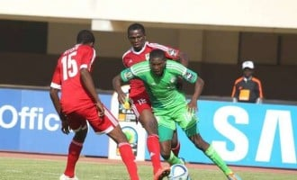 Siasia: Dream Team will return from Pointe Noire with a win