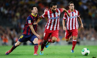 Barcelona sign Turan for £24m