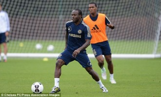 Moses set for Chelsea stay