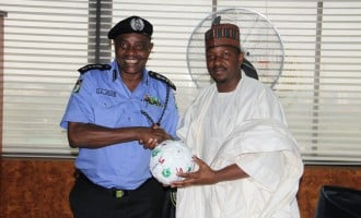 IGP Arase promises special police squad at league venues
