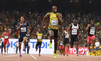 It may take 20 years to break my record, says Usain Bolt