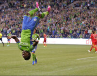 Martins: I'd jump at the chance to play for Super Eagles again