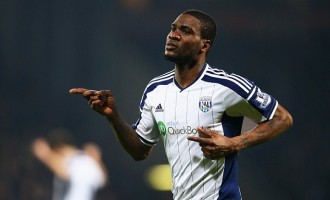 West Brom ship out Ideye to Olympiacos