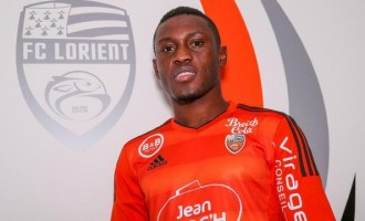 Ghana striker Waris joins Lorient