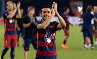 Chelsea agree deal for Pedro