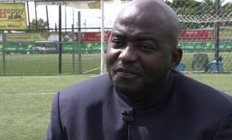 CAF hold back support for Musa Bility's FIFA presidency bid