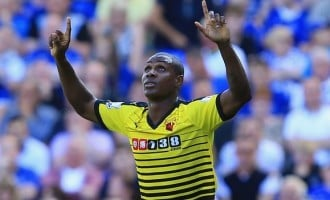 Ighalo: My goal is the first of many to come