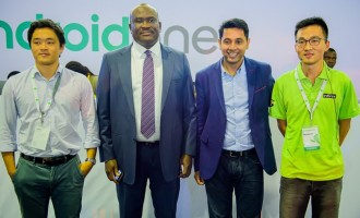 Google launches AndroidOne in Nigeria, 5 countries