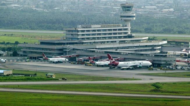 Buhari worried by huge debt in aviation sector