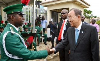 Ban Ki-moon mourns 2011 Abuja blast victims