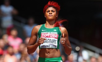 Okagbare: Sometimes I feel like running for another country