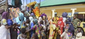 Amnesty: Soldiers razed Yobe, Borno villages — and claimed it was a rescue operation