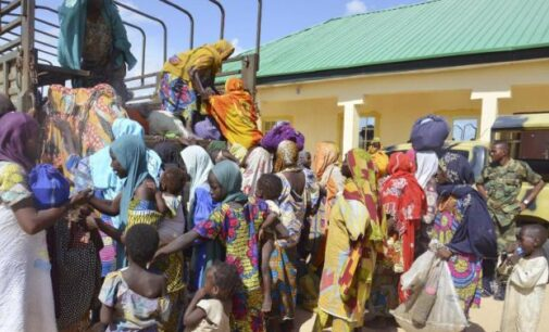 We've rescued over 7,000 civilians in the north-east, says army