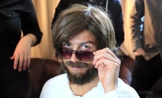 VIDEO: Ronaldo disguise proves life is vanity