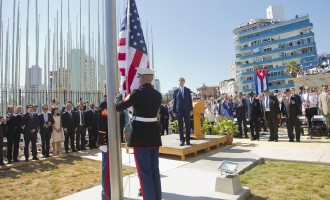 US reopens Cuban embassy after 54 years