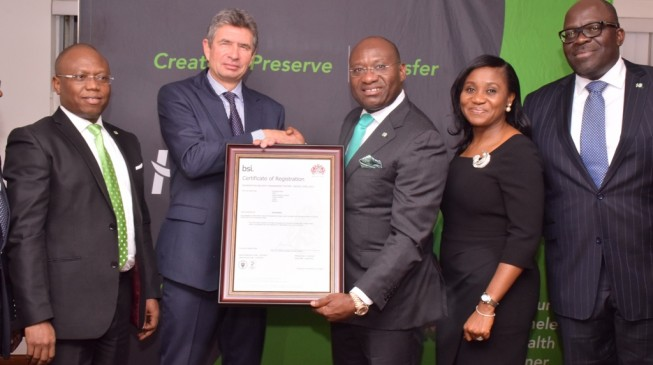 Heritage bank wins multiple awards | TheCable