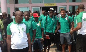Siasia invites 31 players to camp ahead AAG in Congo