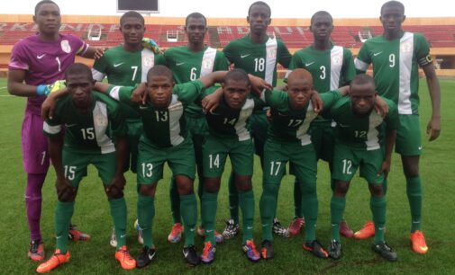 Golden Eaglets to play four-nation tournament