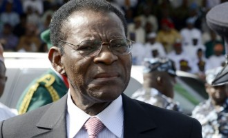 This is Obiang: Africa's longest-serving leader who came to power in 1979