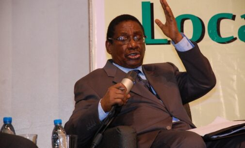 Sagay: Lawyers who receive proceeds of crime as fees deserve harsh punishment
