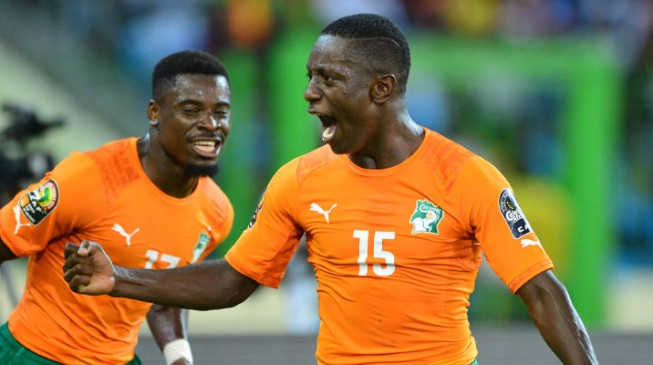 Cote d'Ivoire's Gradel close to Bournemouth switch