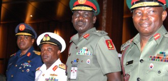 THE INSIDER: Service chiefs are ALL overdue for retirement — but Buhari won't let them go