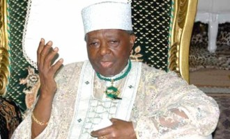 Palace confirms Ooni's death, warns residents to stay indoors