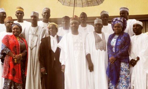 Atiku's daughter sworn in as commissioner in Adamawa