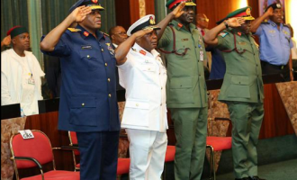 Service chiefs in Borno to re-assess military operation