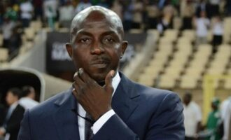 CAS reduces Siasia FIFA life ban to five years
