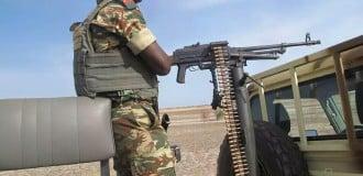 Troops 'foil' Boko Haram attack in Borno community
