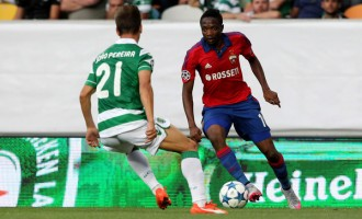 Champions League draw: Musa and CSKA to play Man United