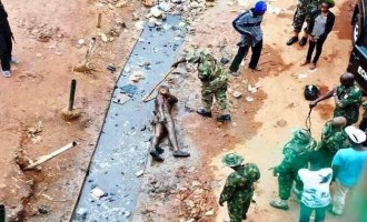 REMINDER: Soldiers who brutalised civilian in Mararaba haven't been handed over to NHRC