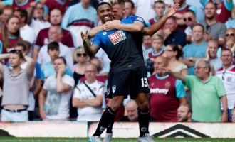 Bournemouth edge seven-goal thriller at West Ham