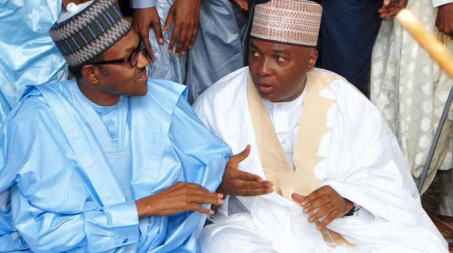Buhari/Saraki row stalls World Bank loan