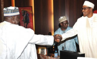 Babachir Lawal breaks silence on his probe by EFCC, relationship with Buhari
