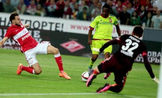 Derby strike delights Ahmed Musa