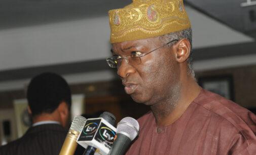 'We owe contractors N336bn' — Fashola seeks return of tolls on major roads