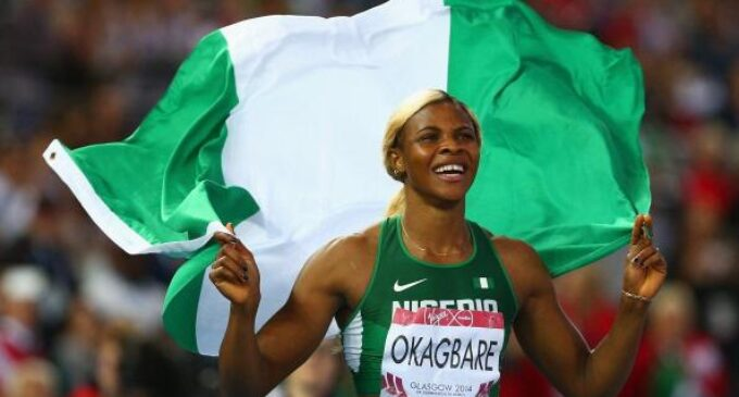 Okagbare beats Usain Bolt to Guinness world record
