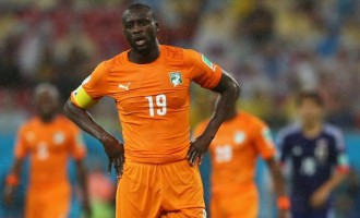 Yaya Toure asks for Cote d'Ivoire rest