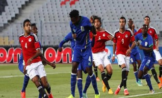 Egypt topple Nigeria after win in Chad