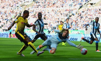 Ighalo, Moses earn sides win