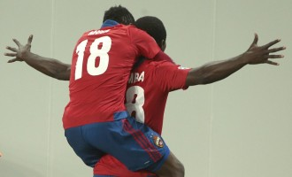 Ahmed Musa scores in CSKA win