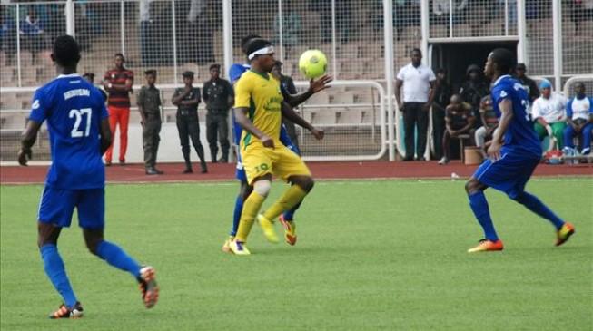 Enyimba maintain top spot despite loss