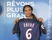 Ngozi Ebere signs for Paris Saint-Germain